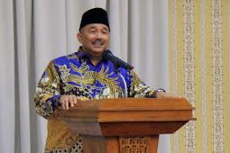 Benny Utama Ajak Yusuf Lubis Selalu Dukung Pembangunan Kabupaten Pasaman