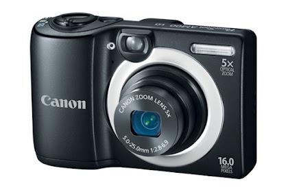 Canon PowerShot A1400 Driver Download Windows, Mac