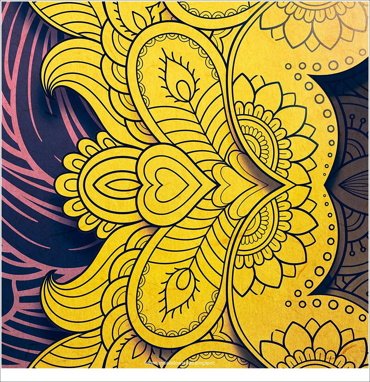 fototapete selbstklebend mandala beispiele  free mandala