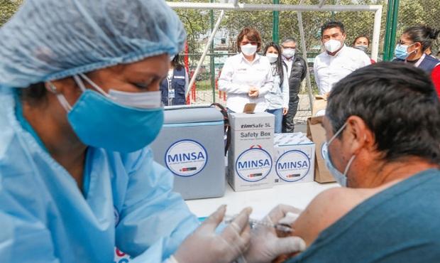 Hoy continúa Jornada Nacional de Vacunación. Conoce aquí dónde vacunarte