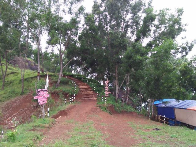 Bukit Pranji - Pejagoan Kebumen