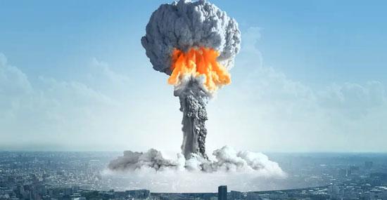 O que aconteceria se uma Bomba Atômica atingisse cidades nos EUA - Capa