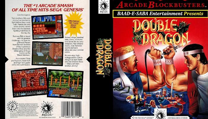 BAAD-E-SABA Entertainment Presents - Play Double Dragon Online Game