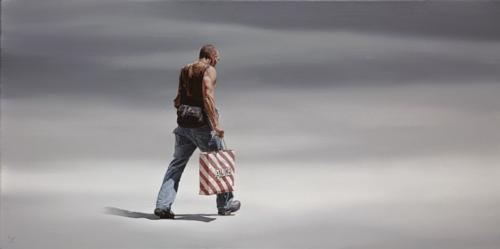 22-With-Alice-Nigel-Cox-Photo-realistic-Minimalism-in-Surreal-Paintings-www-designstack-co