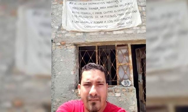 Cubano é convocado pela polícia por pendurar versículo de Isaías em sua casa