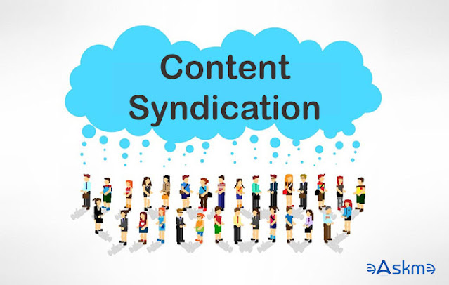 Content Syndication Basics: How, What, Who, When, Where, & Why: eAskme