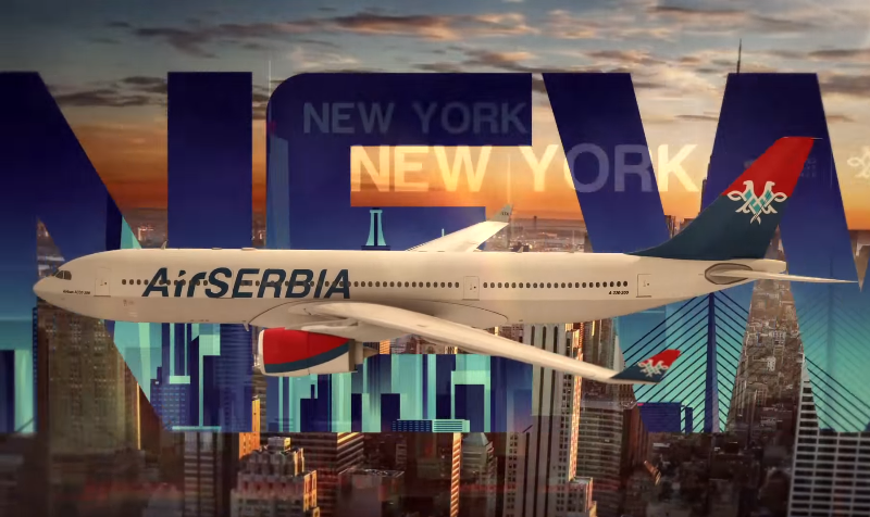 Avionske Karte Air Serbia.Center Air Serbia Launches Jfk Ticket Sales Center