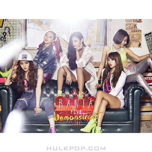 RANIA – Demonstrate – EP (ITUNES PLUS AAC M4A)
