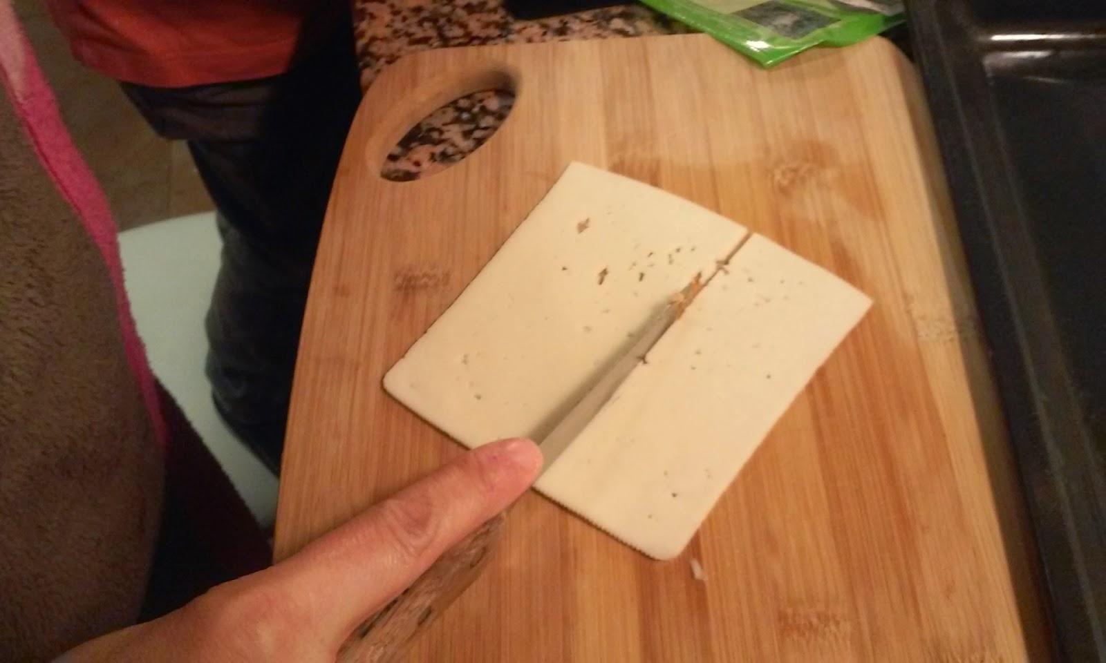 cortamos el queso