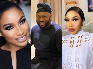 I'm Not Asking For Forgiveness In Return - Tonto Dikeh Reiterates Why She Forgave Her Olakunle Churchill