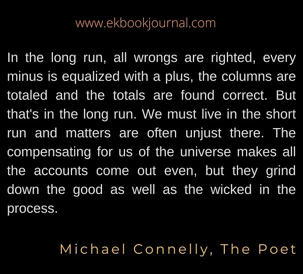 Michael Connelly Quotes | The Poet