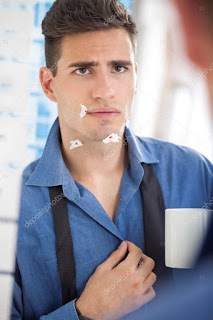 10 Habits That Ruin Man's Appearance - TML, 10 HABITS THAT END THE MAN'S APPEARANCE, Shaving incorrectly, without using foam or gel, can irritate the skin and end up looking its best, 1. Smoking, 2. Stress,  3. Alcoholic beverages,  4. Poor posture,  5. Burn all day in the sun,  6. Sugar and fat consumption,  7. Shaving incorrectly,  8. Excessive body hair,  9. Processed foods, 10. Bad face products, Men's Grooming, Grooming,Habits,Simple Habits, Appearance,Man,Ruin,TML,Teaching Men's Lifestyle,Trending,Attractive,Types,Development,Tips,Signs,Secret,Personal Care,Mistakes To Avoid,Men's Lifestyle,https://www.teachingmenslifestyle.com/2020/09/10-habits-that-end-the-appearance-of-man.html,10-habits-that-end-the-appearance-of-man,10 habits that end the appearance of man