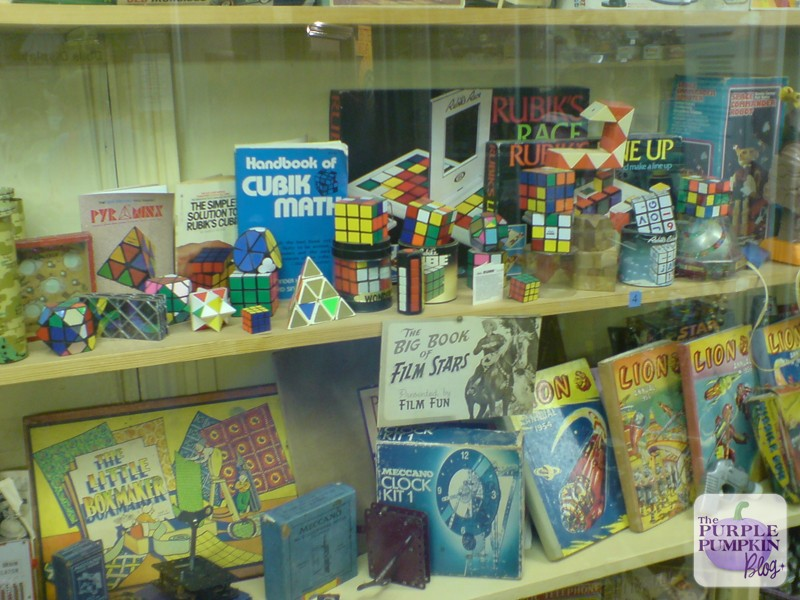 House on the Hill Toy Museum, Stansted Mountfitchet, Essex [#MuseumWeek]