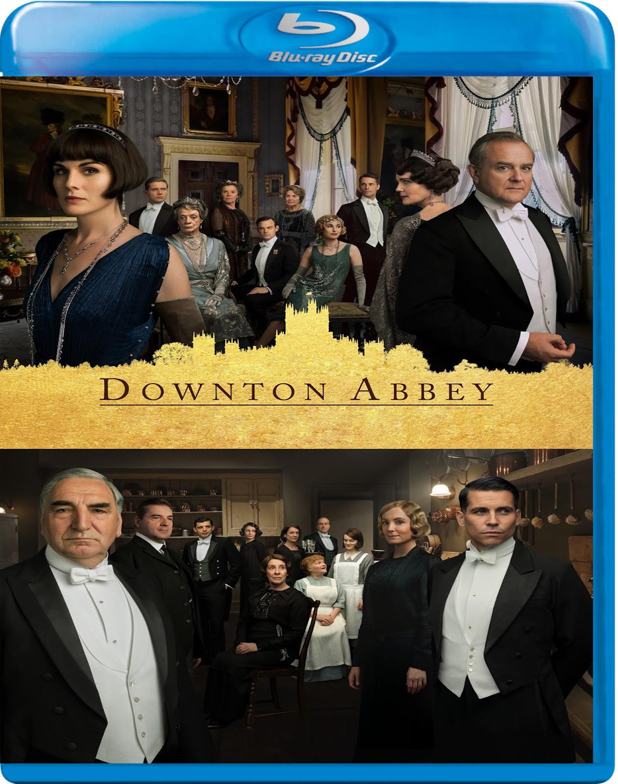 Downton Abbey [2019] [BD50] [Latino]