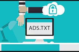 Tutorial Cara Mengaktifkan Ads.txt di Blogger
