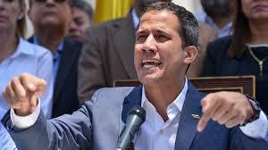 """El mensaje de Juan Guaidó a Nicolás Maduro: """"Si te interesa tanto Venezuela, vete de Miraflores y mañana te levantan las sanciones"""
