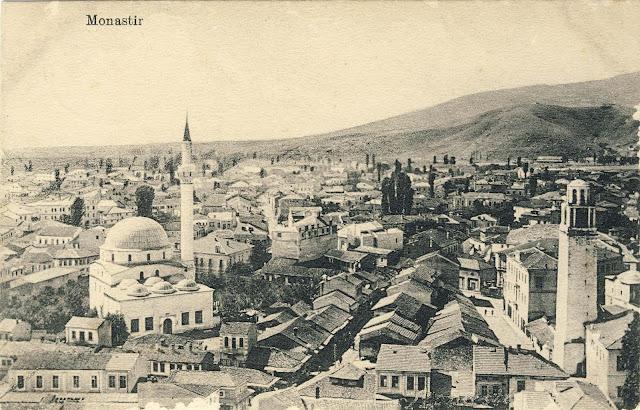 Bitola Pekmez Bazaar in 1915.