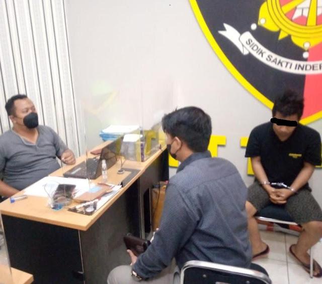 Karyawan Koperasi di Bekuk Sat Reskrim Polresta Banyumas, Akibat Gelapkan Uang Nasabah