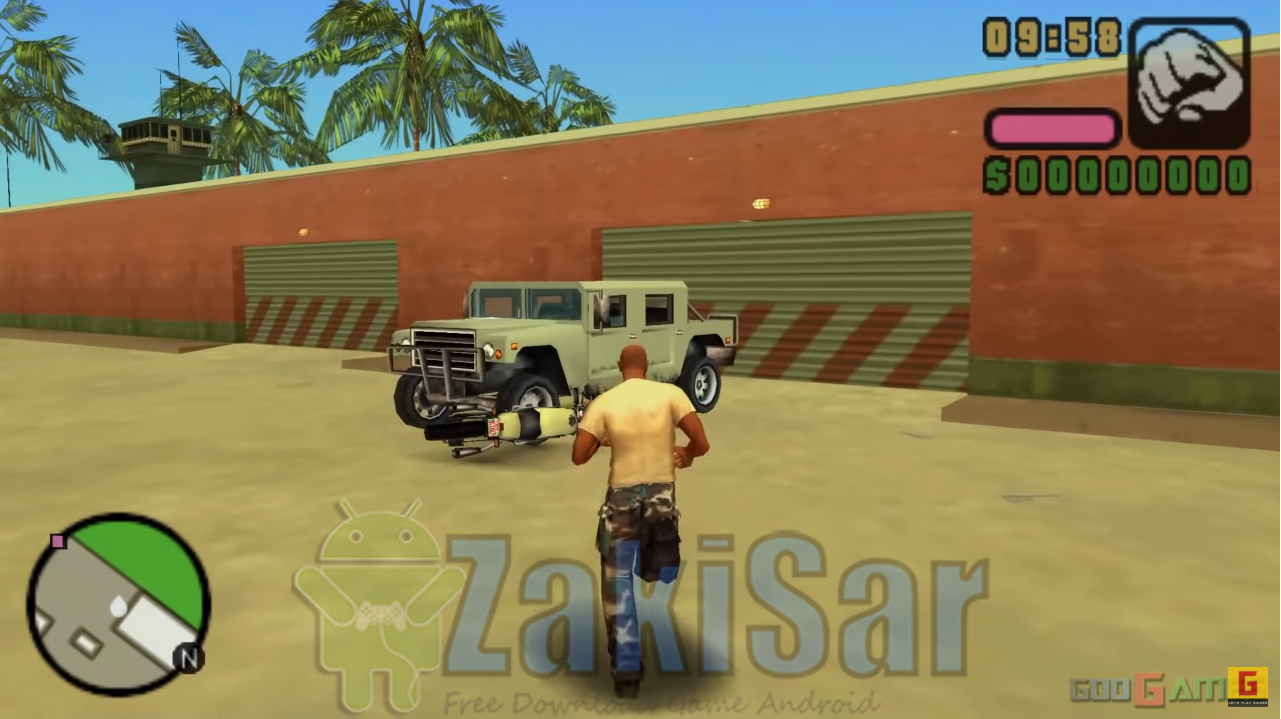GTA: Vice City Stories Iso/Cso PPSSPP Free Download