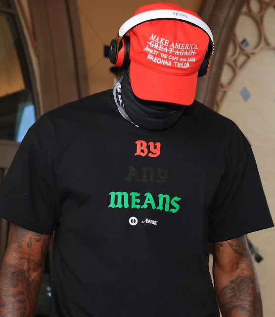 Lebron James By Any Means shirt.  PYGear.com