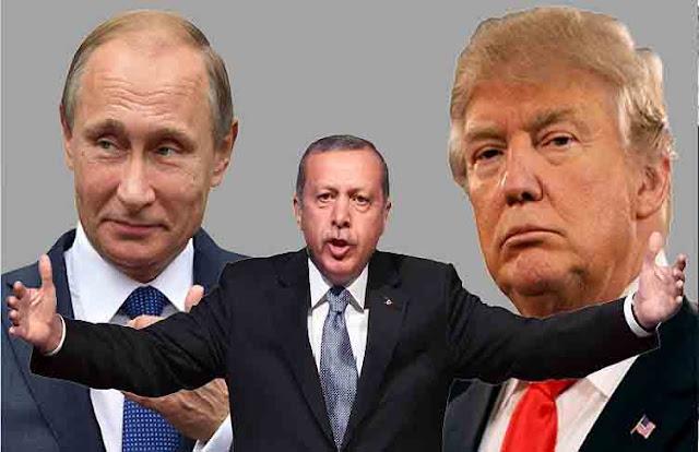 هل ادلب ستقرر وضع تركيا في الناتو؟ الثعبان التركي والكيس الروسي. نارام سرجون