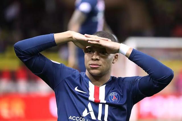 Kylian Mbappe to Liverpool transfer news