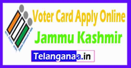 How to Apply Voter ID Card in Jammu and Kashmir Online