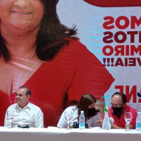 Ziane Costa e Valdo Sandes irão compor chapa para disputar as eleições em Delmiro Gouveia