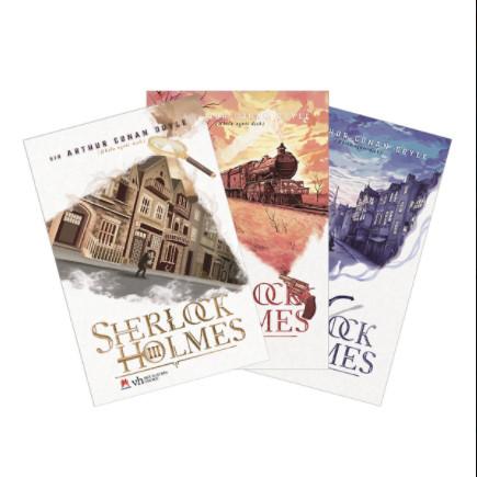 Sherlock Holmes (Boxset Trọn Bộ 3 Tập) ebook PDF-EPUB-AWZ3-PRC-MOBI