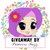 GIVEAWAY BY PRINCESS FAZZ !