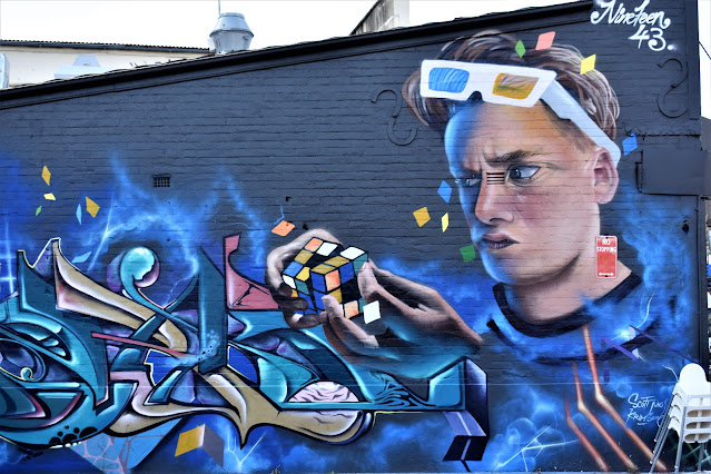 Street Art in Rockdale I Sydney Street Art
