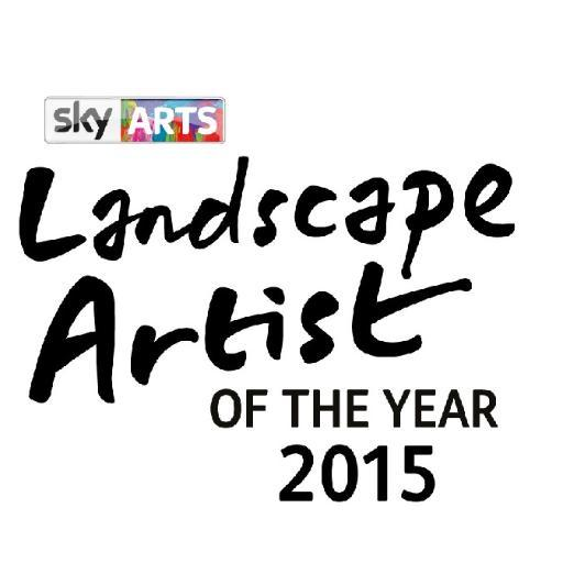 Landscape Artist of the Year 2015 @SkyArts