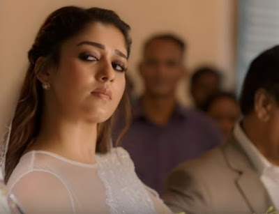 Nayanthara Looks from Bigil, Bigil Images, Wallpapers