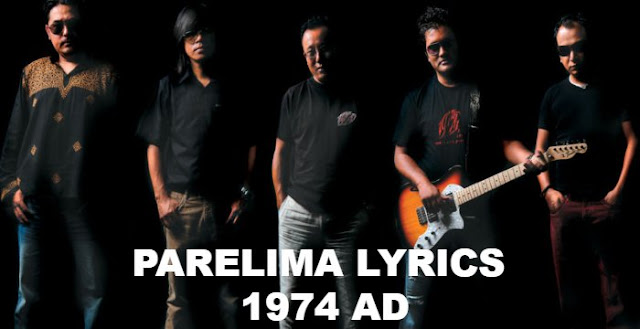Parelima Lyrics - 1974 AD