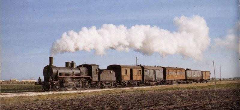 AionSur tren El jueves, ruta turística por la historia del tren en Marchena Asociaciones Marchena Provincia Sociedad