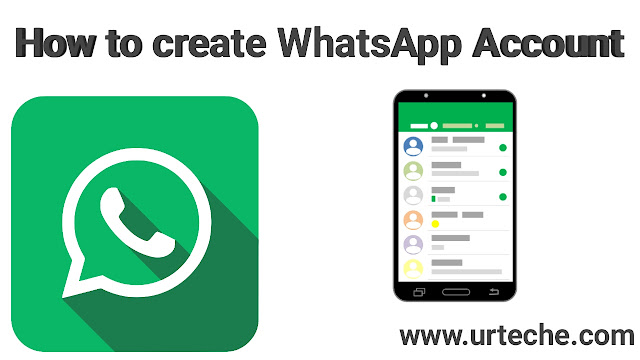 How to make whatsapp account
