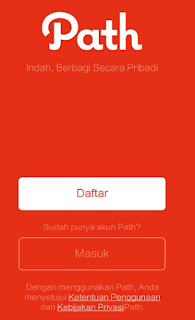 Cara Reset ulang password path