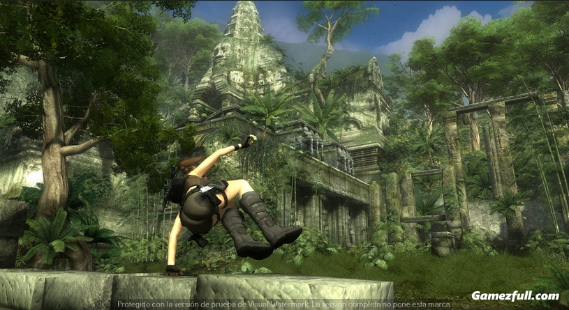 Tomb Raider Underworld pc full español