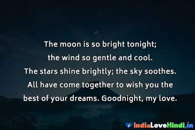 good night messages for boyfriend husband him