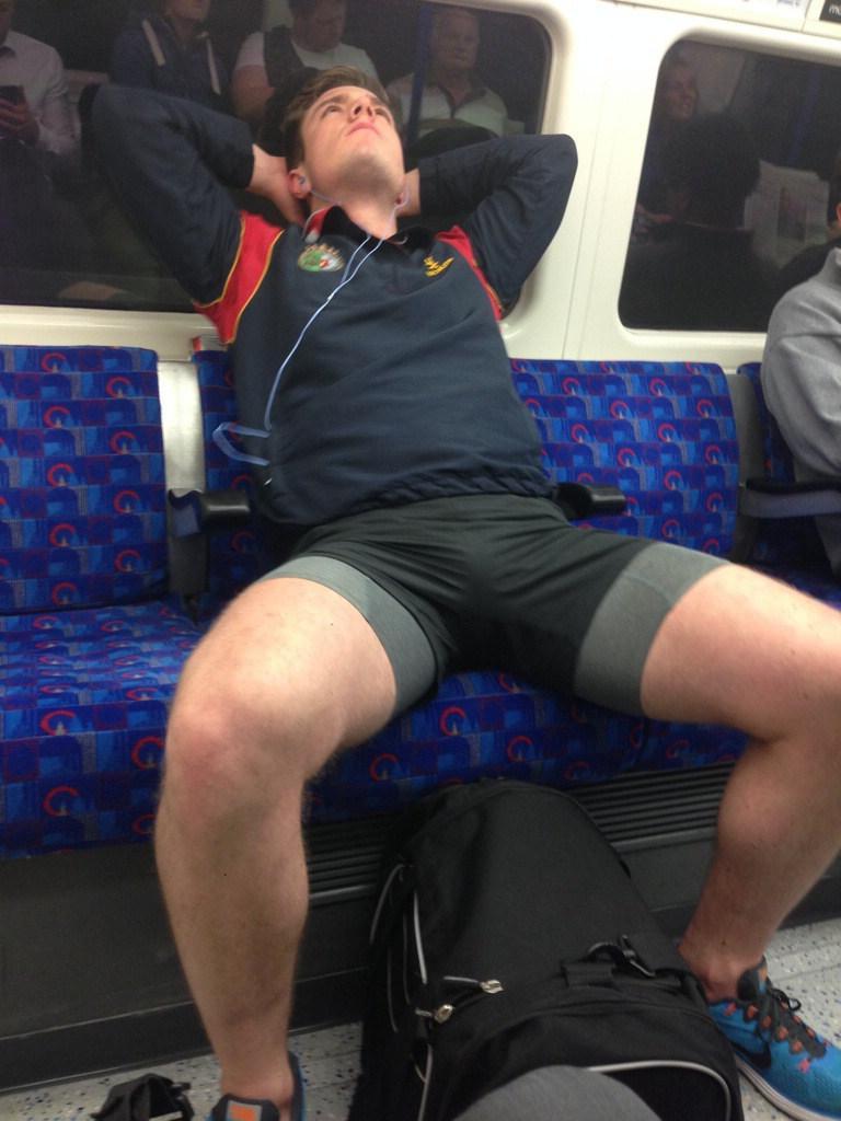Men thick legs 3 Ways