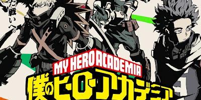 تقرير انمي Boku no Hero Academia 5 (الموسم الخامس)
