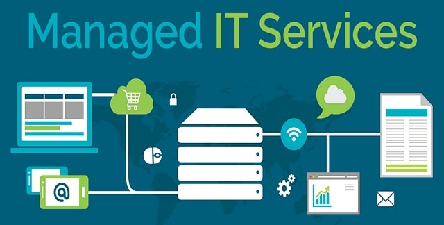 risks vs benefits manged IT services outsourcing information technology support