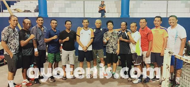 Ratusan Petenis dari 19 Negara Ikuti Kejuaraan Tenis Internasional di Jakarta