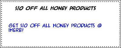 iHerb Specials on Honey