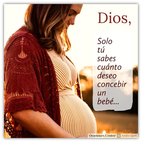 Oración para Concebir un Bebé