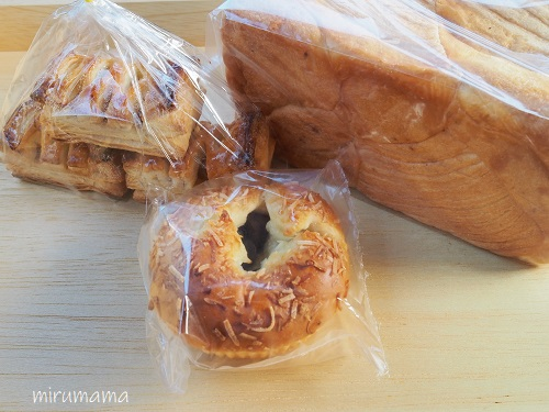 まさ屋のパン