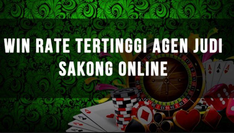 Win Rate Tertinggi Agen Judi Sakong Online Info Togel Info Bola Info Casino Info Slot