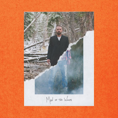 Musique Justin Timberlake - Man of the Woods - L'Agenda Mensuel Février 2018
