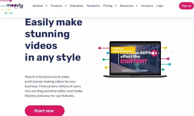 Situs Pembuat Iklan Video Gratis Terbaik-3