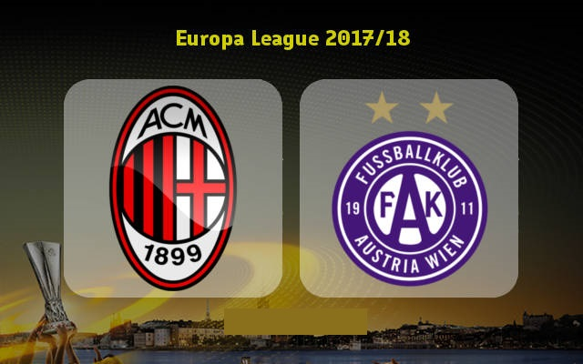 AC Milan vs Austria Wien Full Match & Highlights 23 November 2017